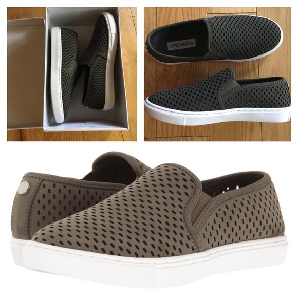 8e3bb2d5802 1 DAY SALENWT Steve Madden Elouise sneaker sz 7